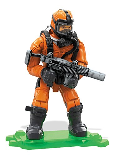 Mega Construx Call of Duty FMG04 - Heroes Series 2 - Hazmat