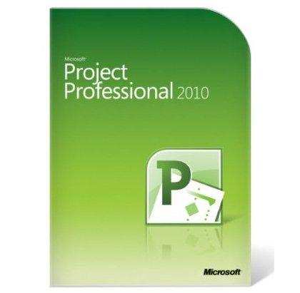 Microsoft Project Professional 2010, EN: H30-02670