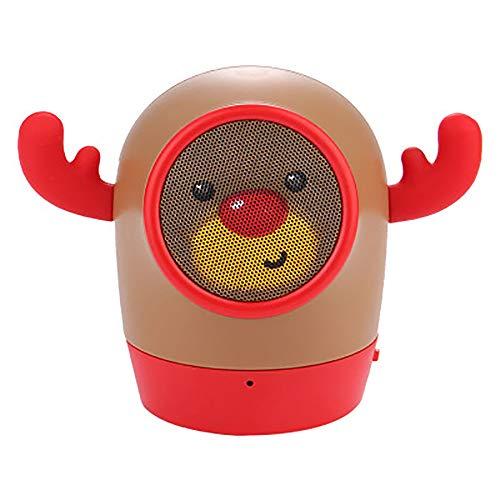 ZUEN Cartoon Kleiner gelber Mann Puppe Bluetooth Lautsprecher Multifunktions Kinder Geschenk Kleiner Lautsprecher,C