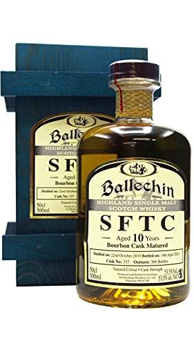Edradour - Ballechin Straight From The Cask Single Bourbon Cask - Whisky