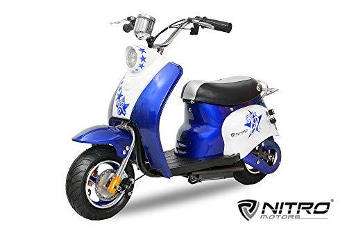Retro Scooter Elektro 6.5