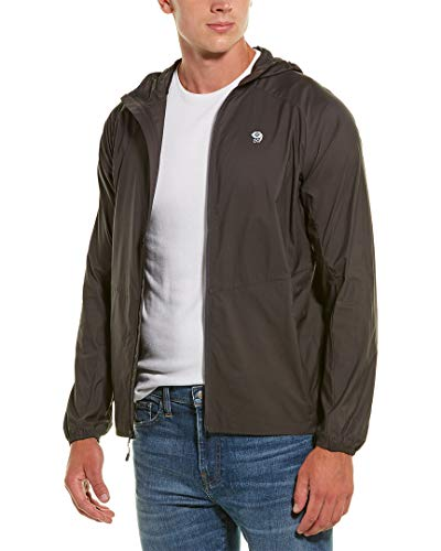Mountain Hardwear Men's KOR Preshell Hoody - Void - Medium