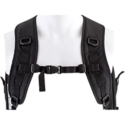 Think Tank Shoulder Harness V2.0 - Adds Backpack Straps for Urban Disguise and Artificial Intelligence Series