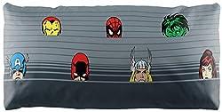 top rated Jay Franco Marvel 80th Birthday Peeping Dakimakura-Super Soft Baby Pillow, 1 Pack … 2021