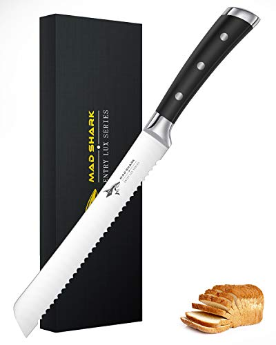 MAD SHARK Coltello da Pane...