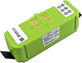 VINTRONS Battery Replacement Compatible for IROBOT Roomba 614, Roomba 615, Roomba 640, Roomba 652,