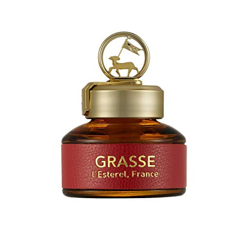 Bullsone Grasse L'esterel, Natural Car Air Fresheners, Luxury Car Perfume - Bulgarian Rose