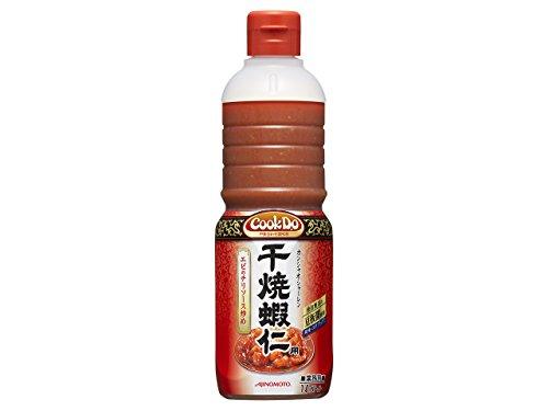 「Cook DoR」干焼蝦仁用1Lボトル×6