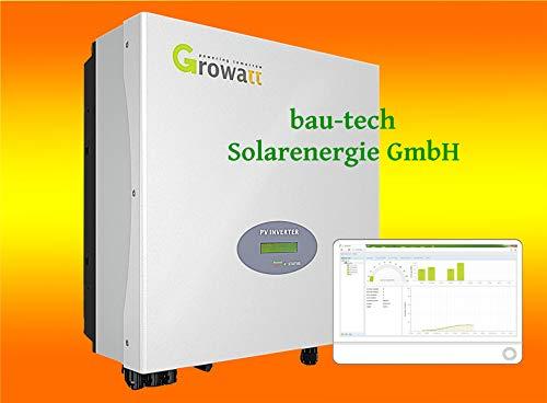 Growatt 1500S Netz Wechselrichter auch Plug & Play von bau-tech Solarenergie GmbH