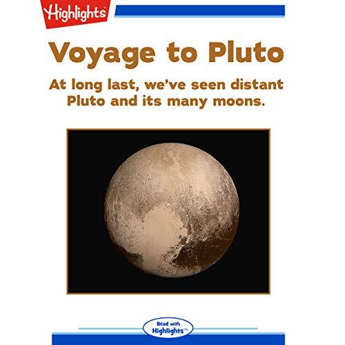 Voyage to Pluto copertina