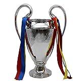 Trofeo de fútbol, Trofeo de la Liga de Campeones, Copa de Campeones de Europa 2020, Trofeo Personalizado (Size : 46cm)