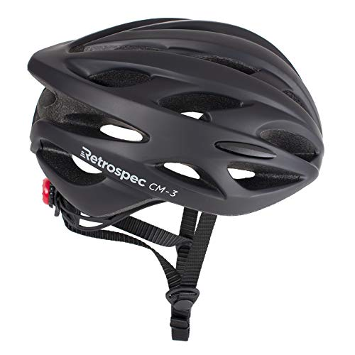 Retrospec CM-3 Bike Helmet