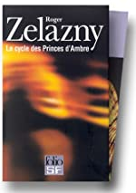 Coffret Zelazny, 5 volumes - Le Cycle des Princes d'Ambre n°2 (tome 6 à 10) de Roger Zelazny