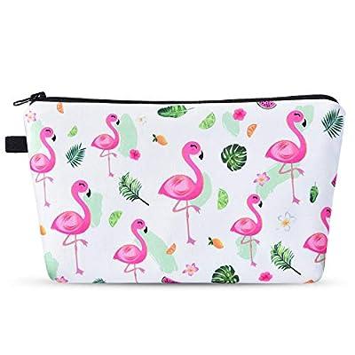 Flamingo Kosmetiktasche Make-up Taschen