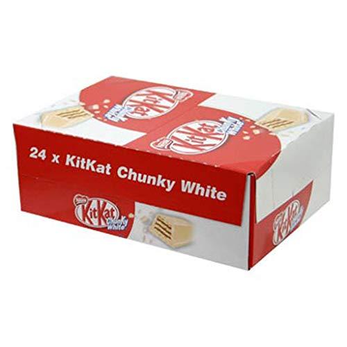 Kit Kat Chunky White Chocolat Blanc