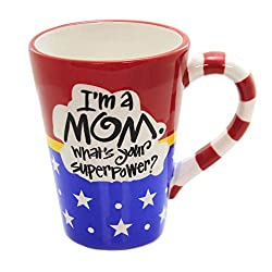 Funny coffee mugs for moms.