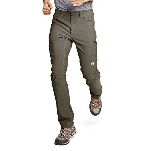 Eddie Bauer Men's Guide Pro Pants, Slate Green Regular 36/34