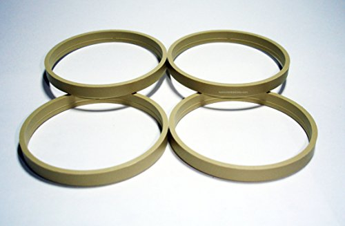 Universal 4Kupplungs-Felge 72–67.1Für Scheinwerfer-Felgen Aluminium Mak Matrix TSW Zen