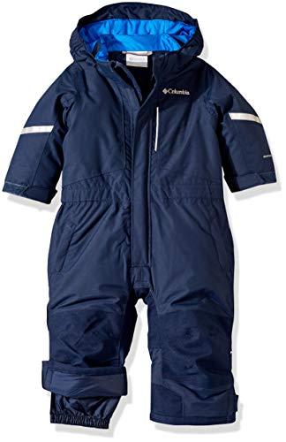Columbia Kinder Buga II Suit Skianzug, Blau (Collegiate Navy), 6/12
