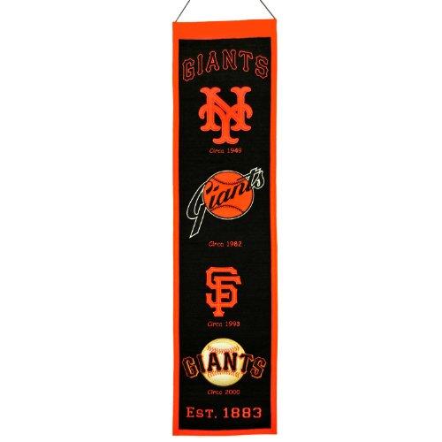 Zehnerkarte Sport 46022 San Francisco Giants Heritage Banner
