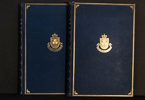Bismarck Ein Bild seines Lebens und Wirkens 1. Aufl. 2 Bände