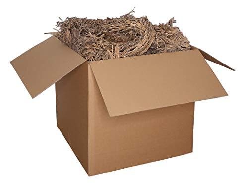 Verpackungsmaterial aus Papp-Schredder, geeignet als Füllmaterial in verschiedenen Größen (180 Liter)