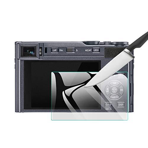 EternalStars 3枚セット 液晶保護フィルム for LEICA デジタルカメラ ライカ Leica C-Lux専用 硬度9H 高透過率 耐指紋 気泡無し 強化ガラス 厚さ0.3mm (Leica C-Lux専用)