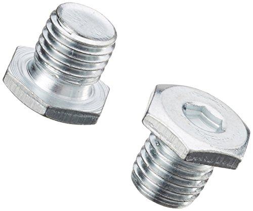 KS tools ölablassschraube, intérieur 6 pans 13 mm, 12 x 13,5 x 1,5 mm - 10 blocs - 430.1016