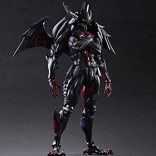 Monster Hunter World Anime Action Figure Colectible Modelo Estatua Toys Figuras de PVC Adornos de escritorio