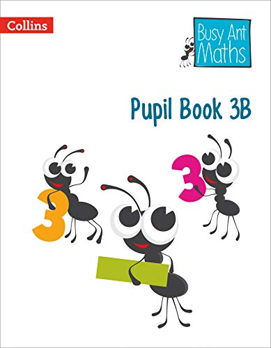 Pupil Book 3B (Busy Ant Maths) (English Edition)
