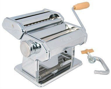 Libertyware PM6 Spaghetti Fettuccine Pasta Making Machine Stainless Steel