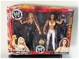 WWE Wrestling Exclusive Action Figure Diva 2-Pack Beth Phoenix Vs. Maria
