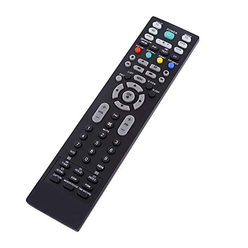 Uniersal TV Control Remoto, reemplazo de Control Remoto, Controlador de Teclado para TV LED LCD TV reemplazo