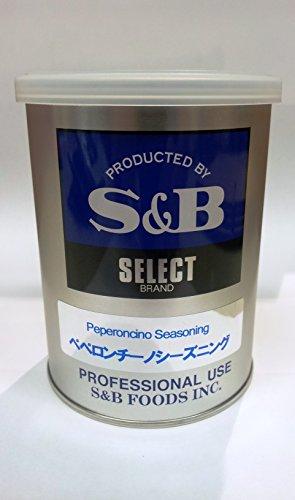 S&B 【セレクトスパイス】ペペロンチーノシーズニング (200g(M缶))