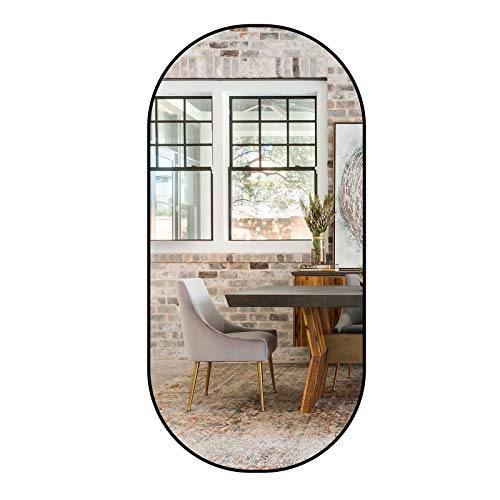 Espejo Ovalado Barroco Marca Egleson