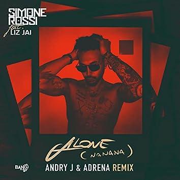 Alone (Na Na Na) Extended Remix