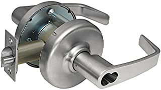 Corbin Russwin CL3351 Entrance/Office Cylindrical Lockset 6-Pin IC Core (Less Core)