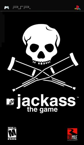 Jackass: The Save Ranking TOP7 money Video Game PSP - Sony