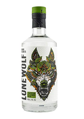 Brew Dog LoneWolf Cactus & Lime Gin (1 x 0.7 l)