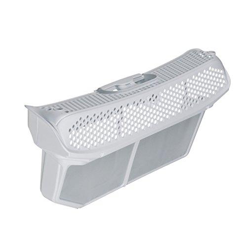 Bosch Siemens 00752387 752387 - Filtro para aspiradora (plegable, para secadora)