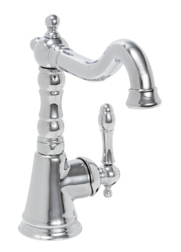 Premier 120347LF Charlestown Lead-Free Single-Handle Bar Faucet, Chrome