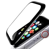 FANIER Schutzfolie Panzerglas Kompatibel für Apple Watch 42mm Series 3/2/1, 3D Volle Bedeckung 9H Bildschirmschutz Schutzglas Screen Protector Bildschirmschutzfolie für iWatch Series 3/2/1 42mm [2 Stück]