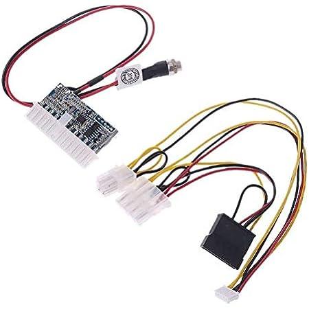 Yiteng DC-ATX-160W 160W ACアダプター電源 キット ミニITX電源ユニット 高耐久 高性能 モジュールpico BOX ATX ITX psu