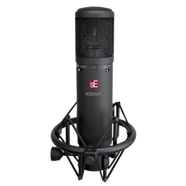 SE Electronics sE2200a II C Large Diaphragm Cardioid Condenser Microphone