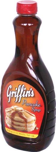 Griffin's Pancake Syrup Regular, 1er Pack (1 x 709 ml)