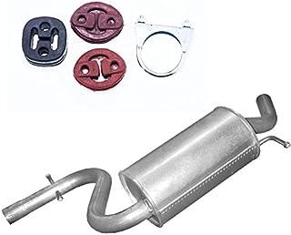 Suchergebnis Auf Für Golf 4 Komplettanlagen Auspuff Abgasanlagen Auto Motorrad