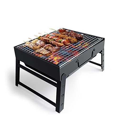 BBQ Barbecue Grill, Portable Fol...