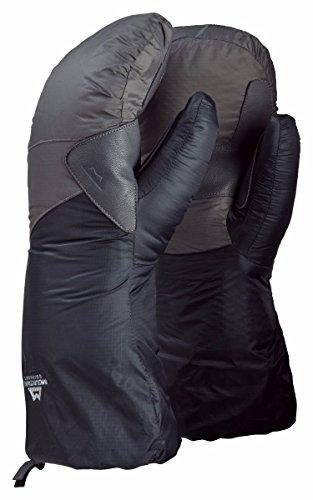 Mountain Equipment Citadel Mitt Schwarz, Primaloft Fausthandschuh, Größe XXL - Farbe Shadow - Black