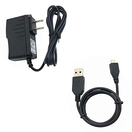 (Taelectric) AC Adapter Power Charger + USB Cord for Chromo Orbo Jr Tablet CI 2543 A 2419 A
