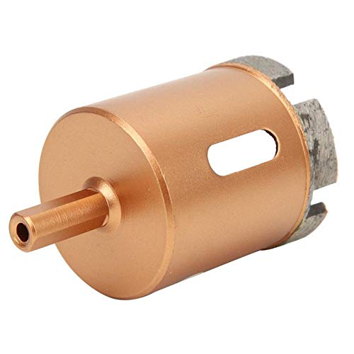 Hole Opener High Hardness Quick Hole Saw Drill Bit Drill Bit for Stone for Vitrified Brick(50MM)